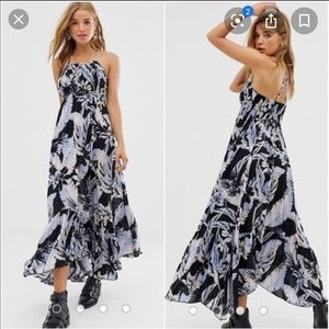 NWT Free people midi dress